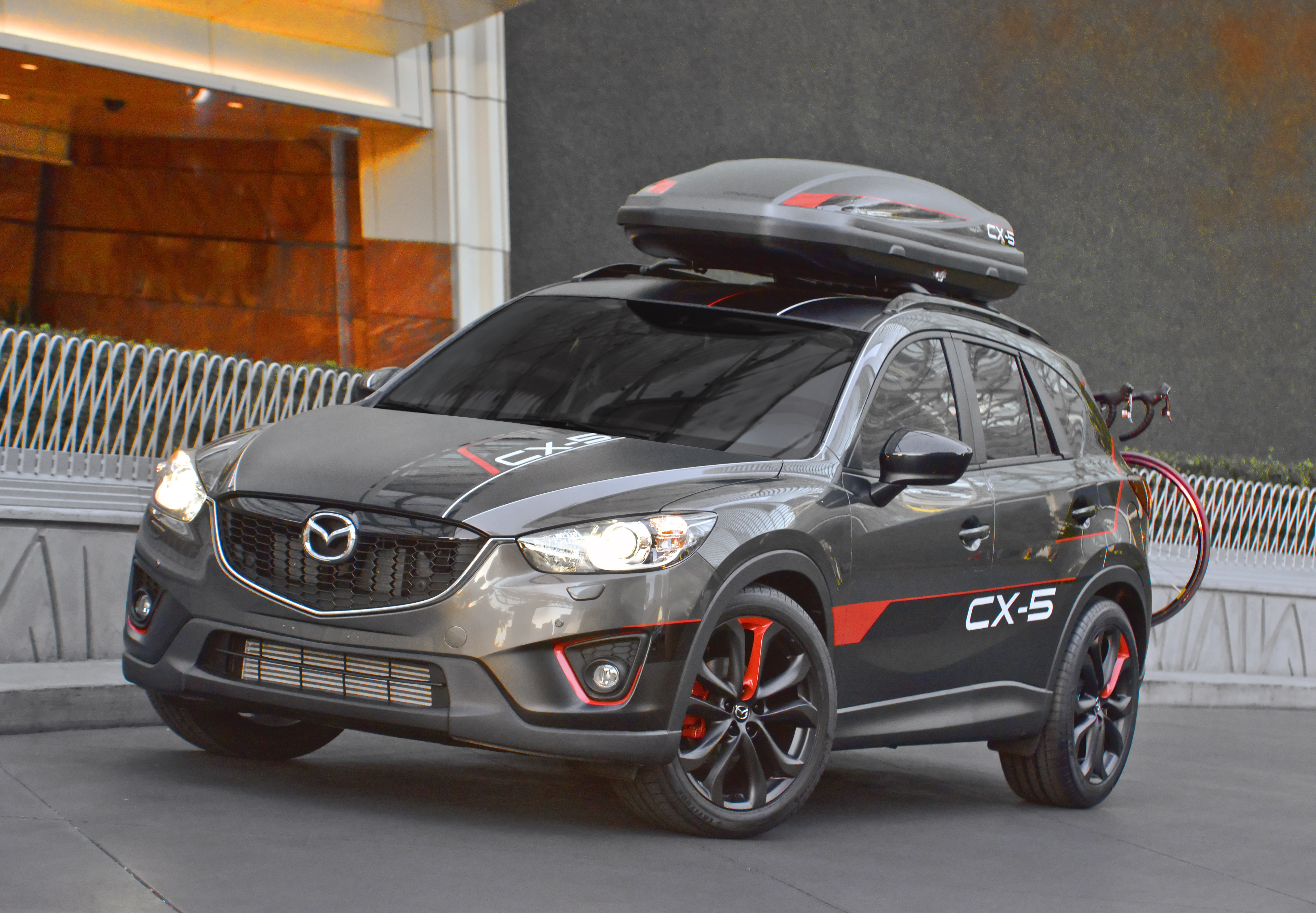 2013 Mazda Cx 5 Dempsey Review Top Speed