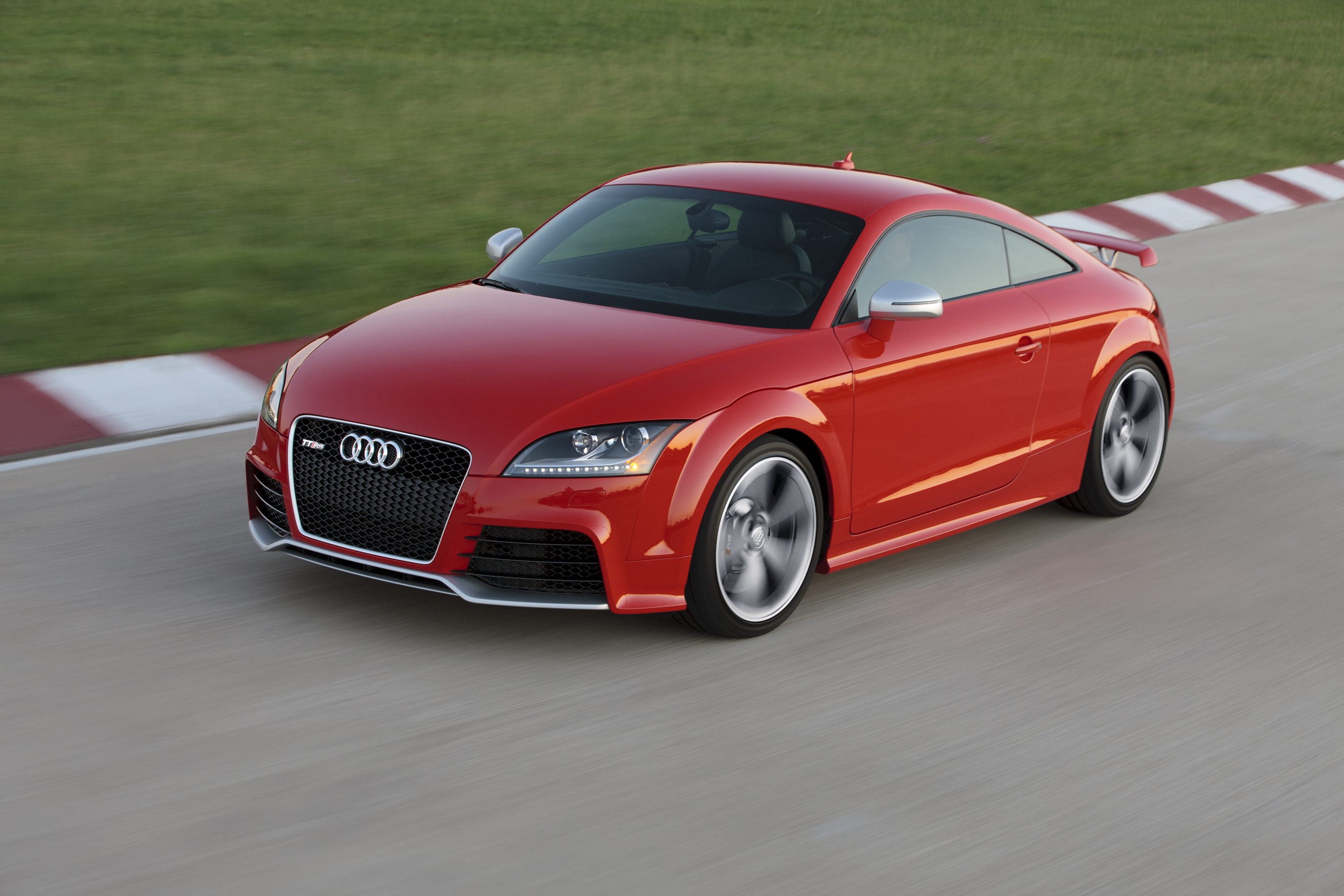 2013 audi tt-rs review - top speed