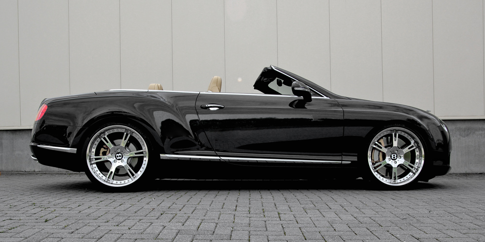 2013 Bentley Continental Gt By Wheelsandmore Top Speed