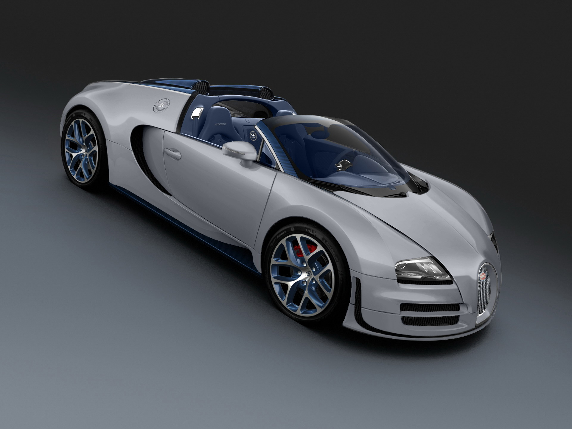 2012 bugatti veyron grand sport vitesse gris rafale review. Black Bedroom Furniture Sets. Home Design Ideas