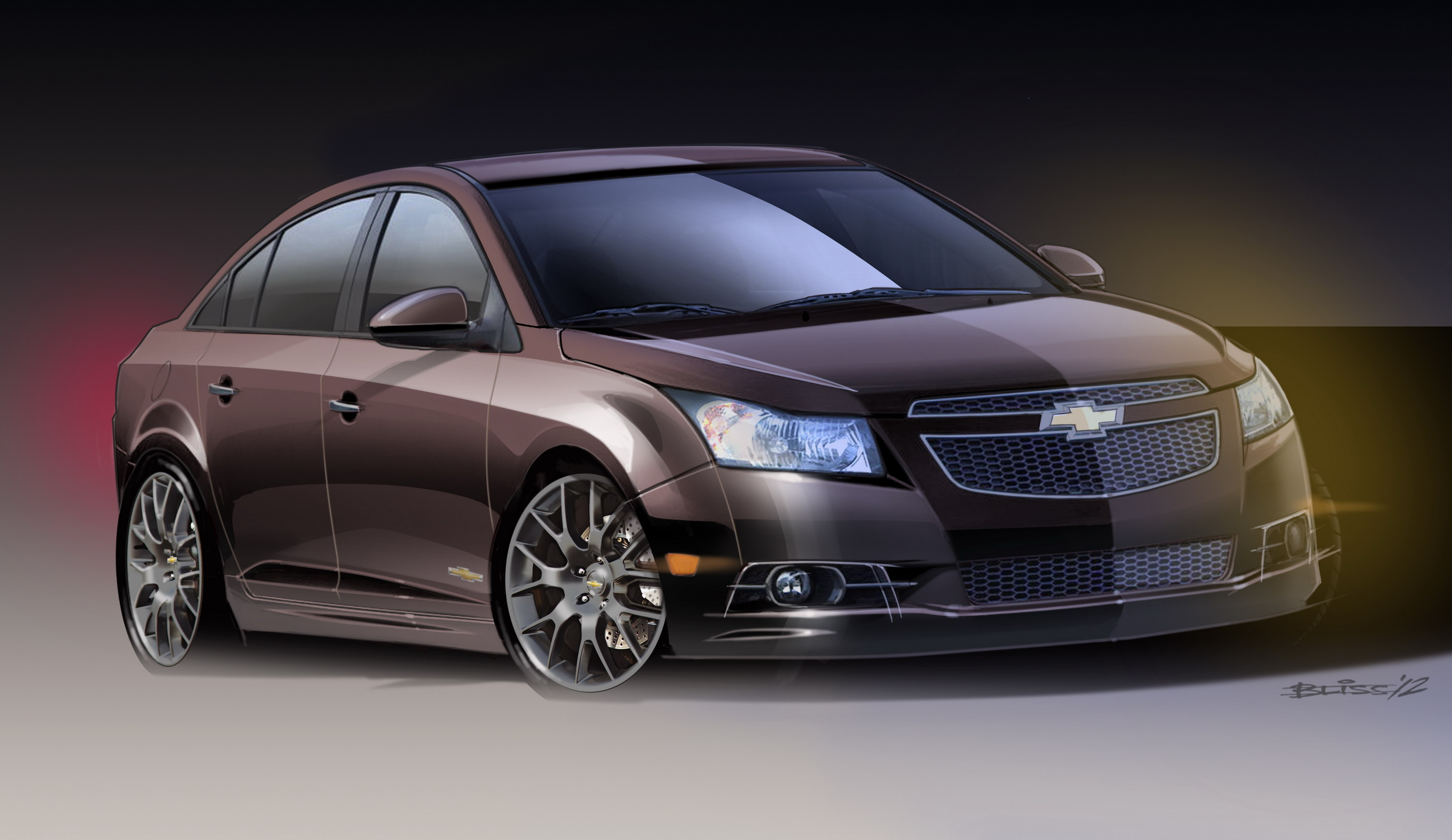 2013 Chevrolet Cruze Upscale Concept Review Top Speed