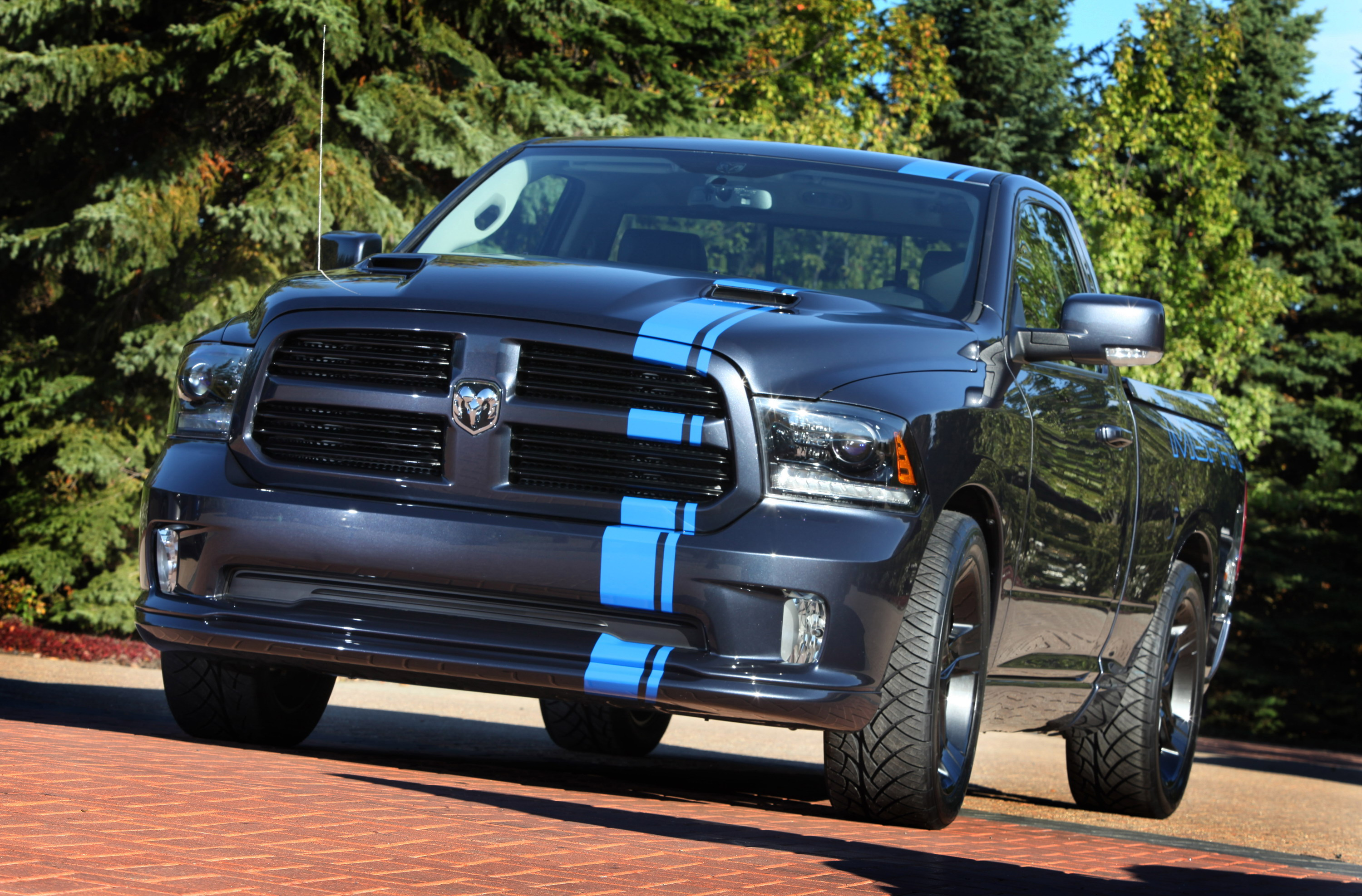 Dodge Ram Reviews Specs Prices Photos And Videos Top Speed 1500 Motor 2012 Urban