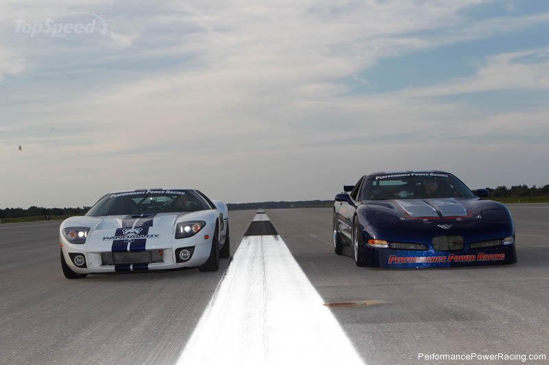 Ford Gt Sets New Standing Mile Record Picture 479580