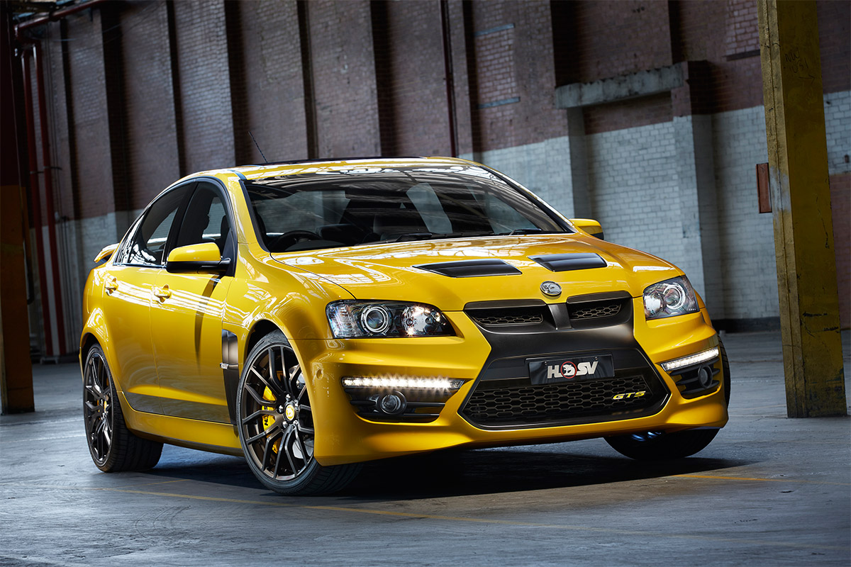 2012 Hsv Gts 25th Anniversary Edition Top Speed
