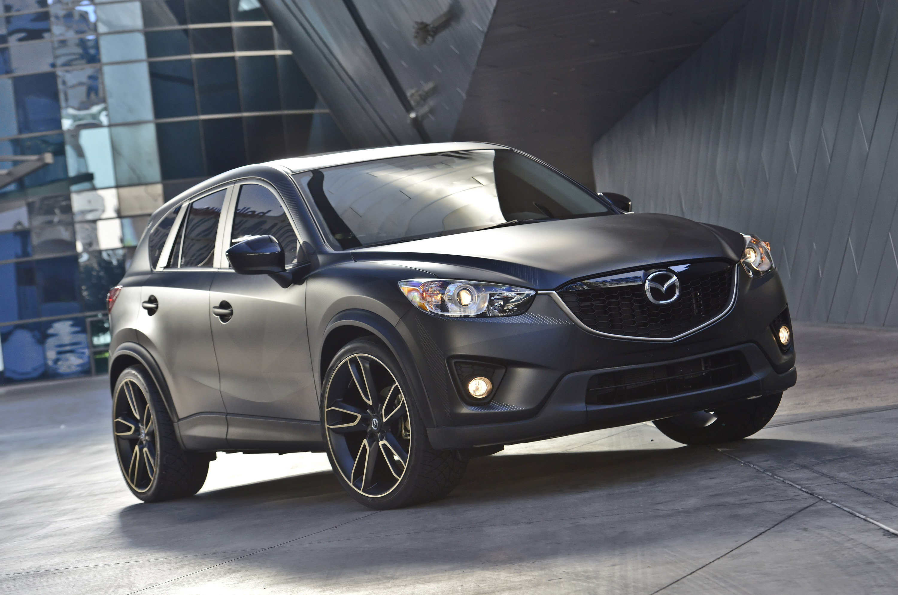 2012 mazda cx-5 urban review - gallery - top speed
