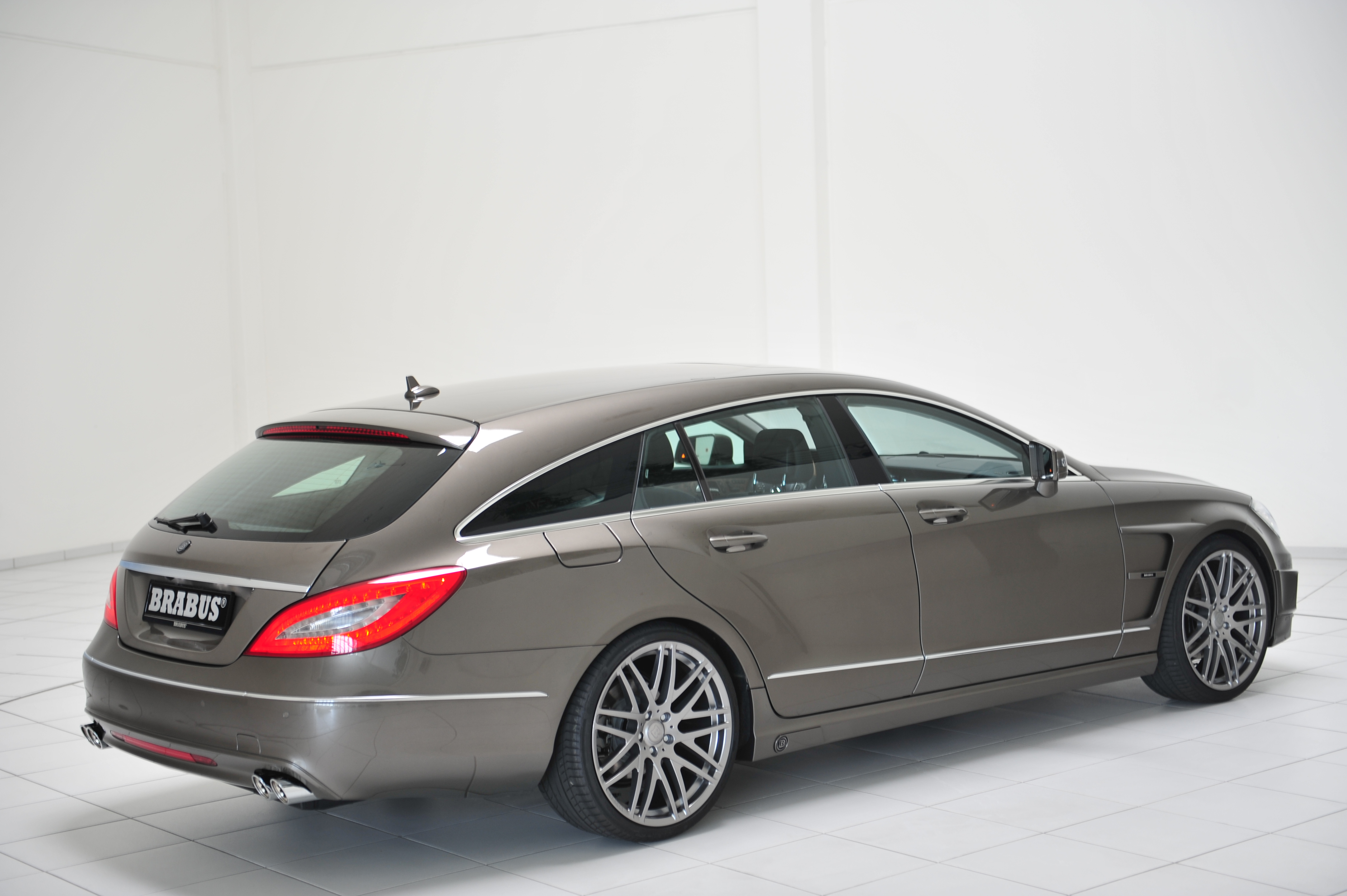 2013 mercedes benz cls shooting brake by brabus review for Mercedes benz cls station wagon