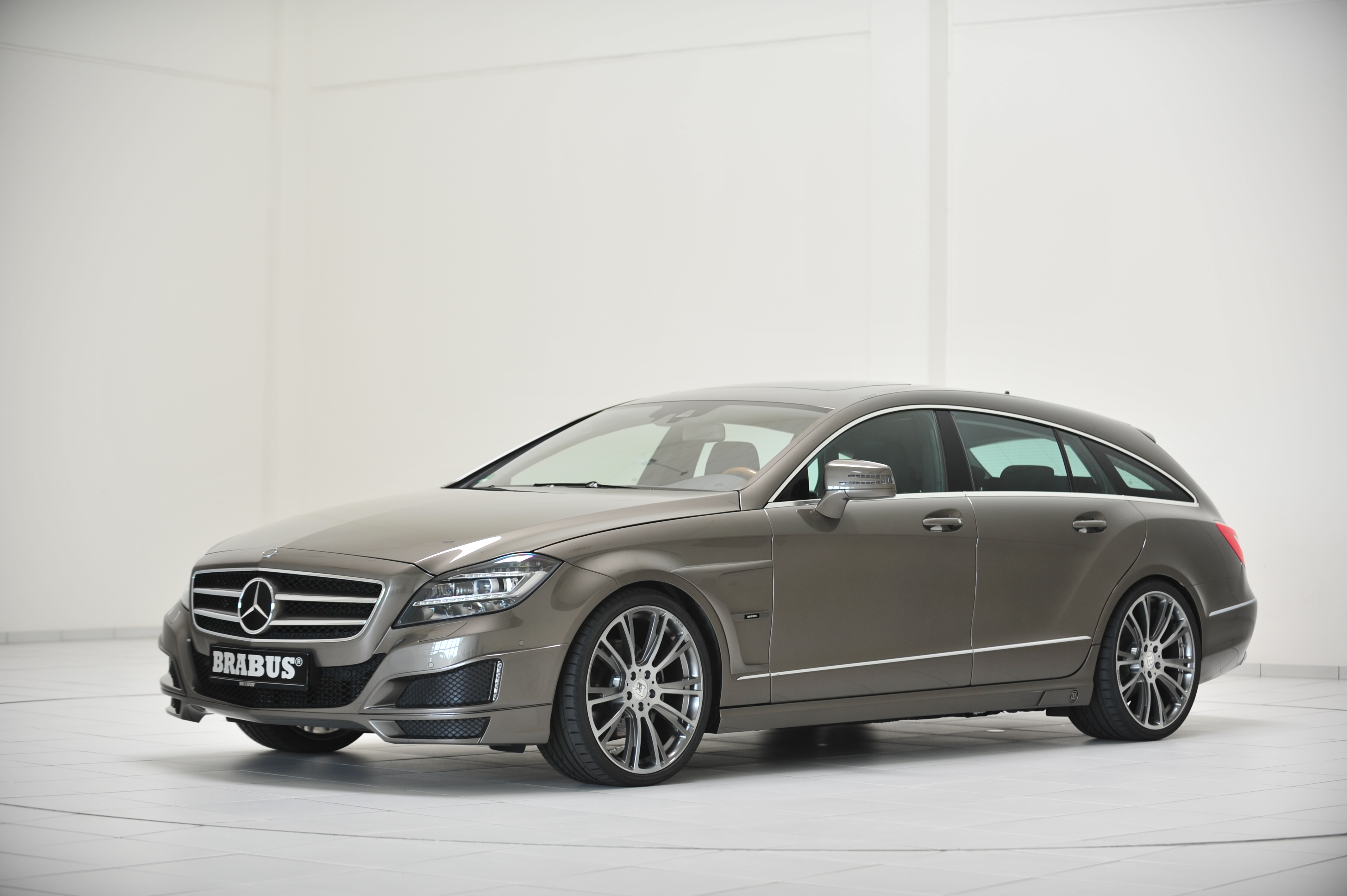 2013 mercedes benz cls shooting brake by brabus top speed for Mercedes benz cls station wagon