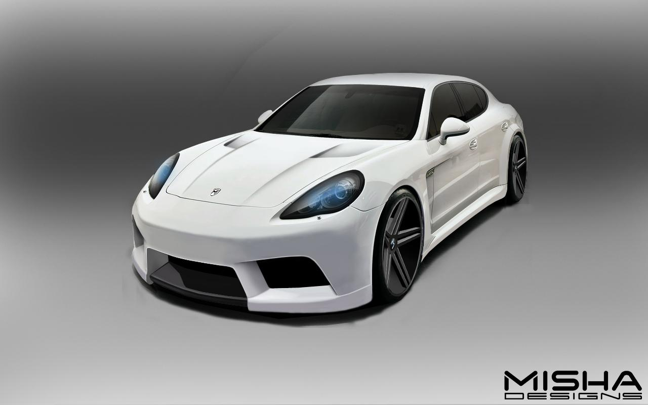 2012 Porsche Panamera Gtm By Misha Designs Top Speed