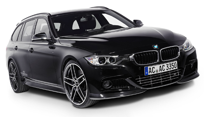 BMW Series Touring With MSport Package By AC Schnitzer - Bmw 3 series touring