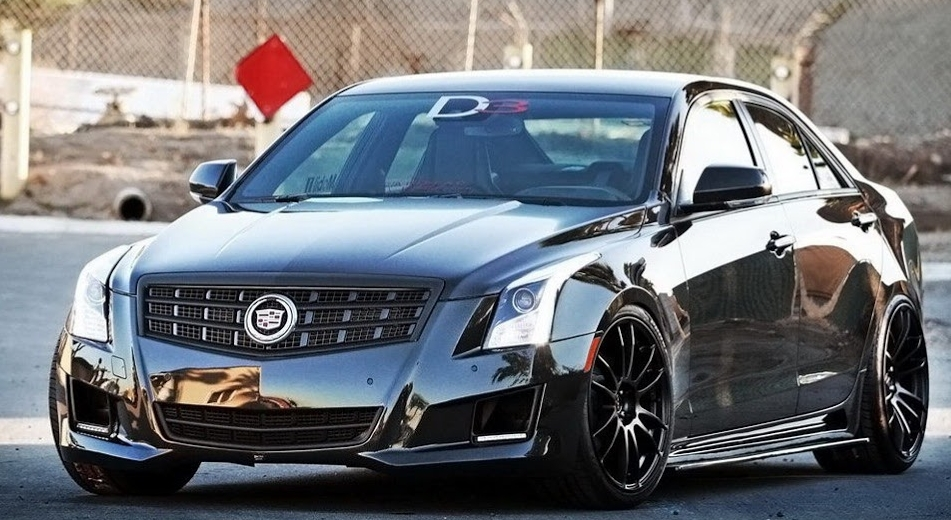 2013 Cadillac Ats By D3 Top Speed