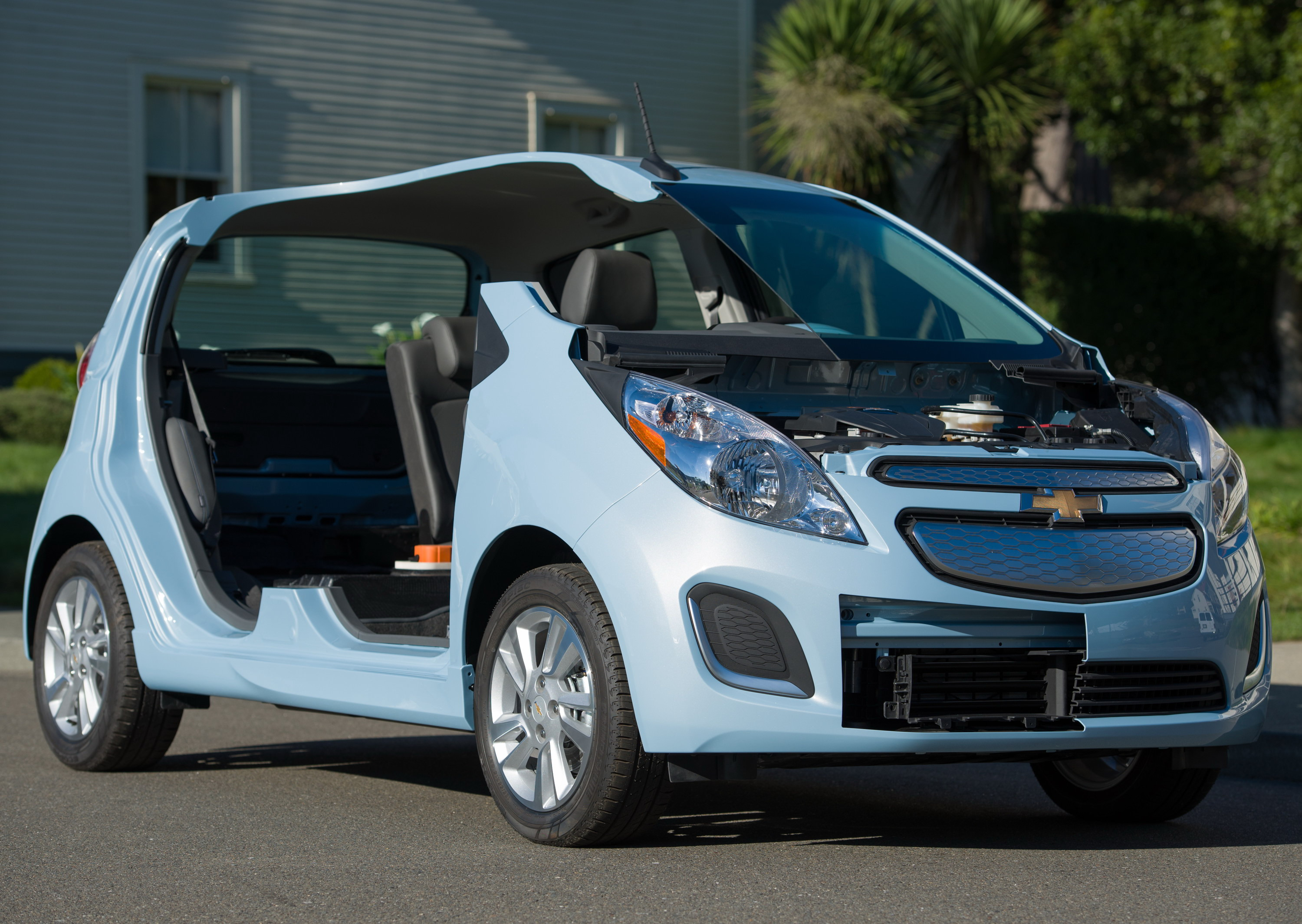 2013 Chevrolet Spark Ev Top Speed