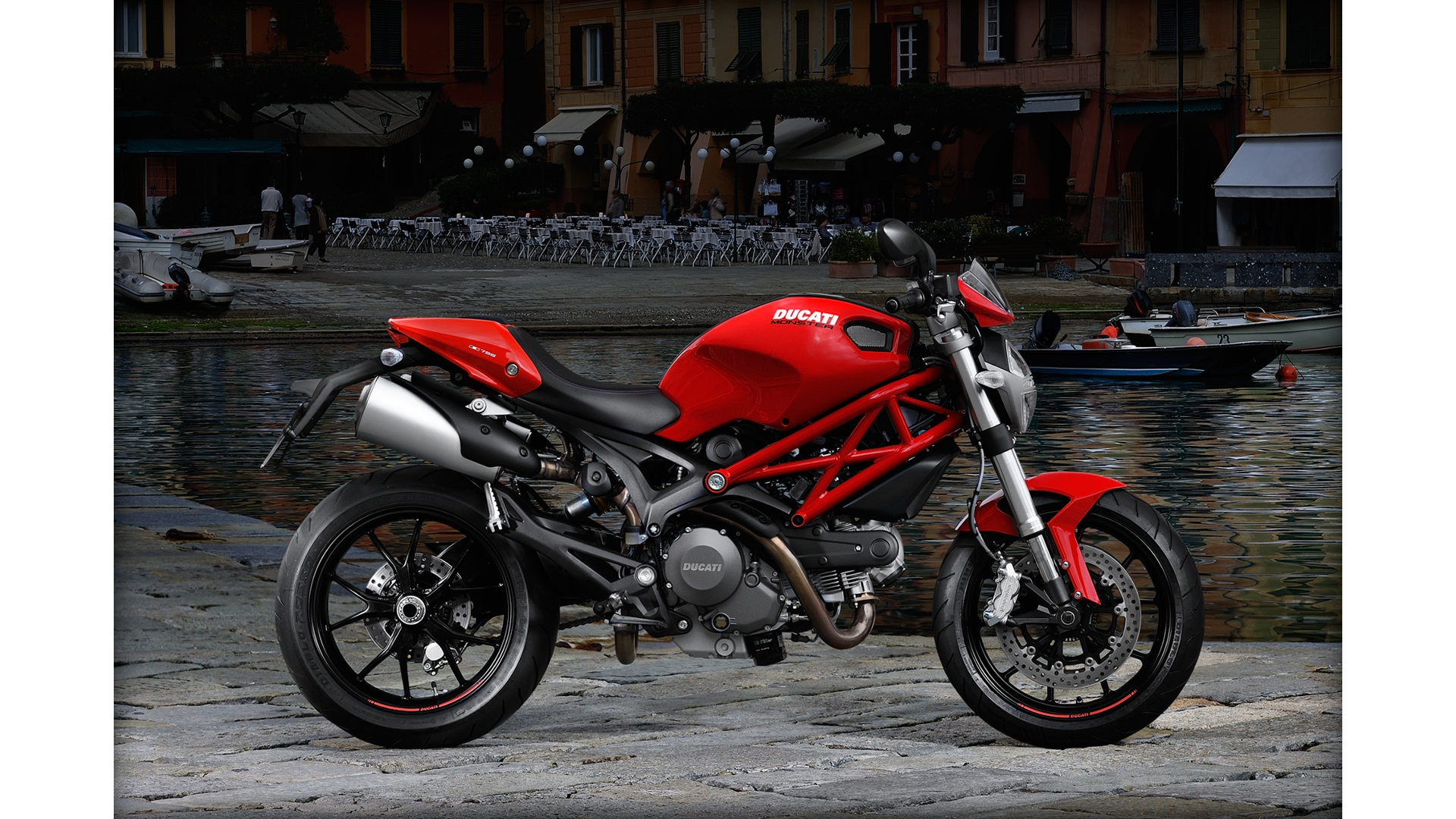 2013 Ducati Monster 796 20th Anniversary | Top Speed. »