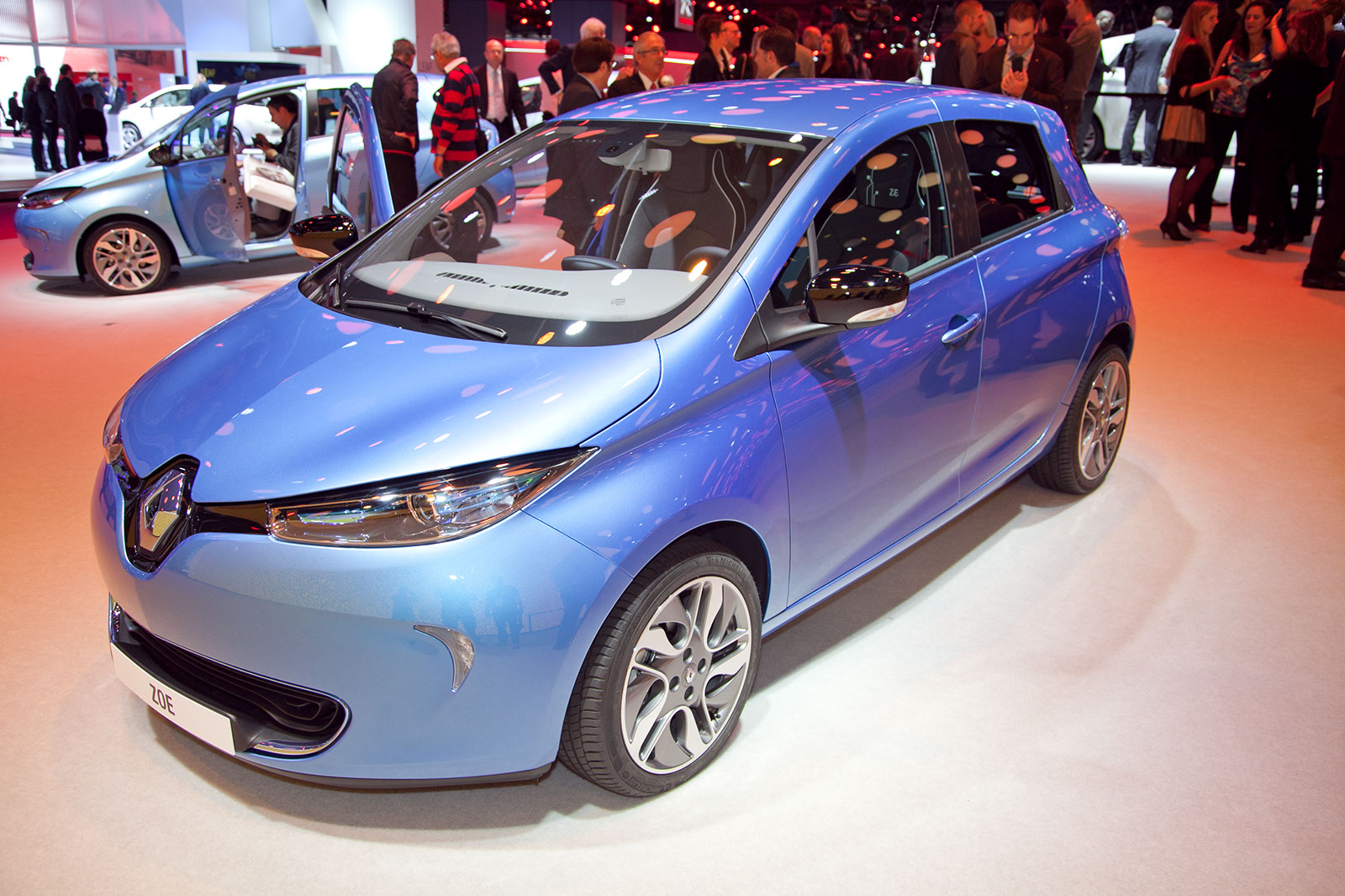 2013 renault zoe review top speed. Black Bedroom Furniture Sets. Home Design Ideas