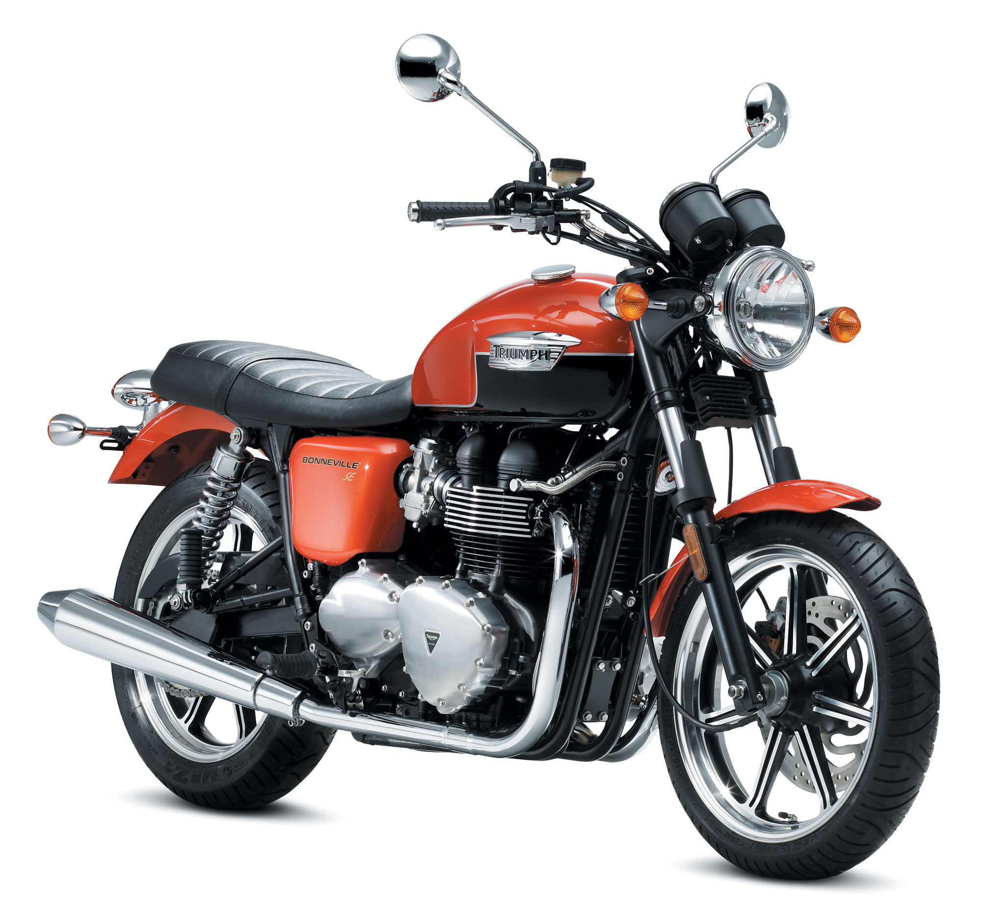 2013 Triumph Bonneville SE | Top Speed