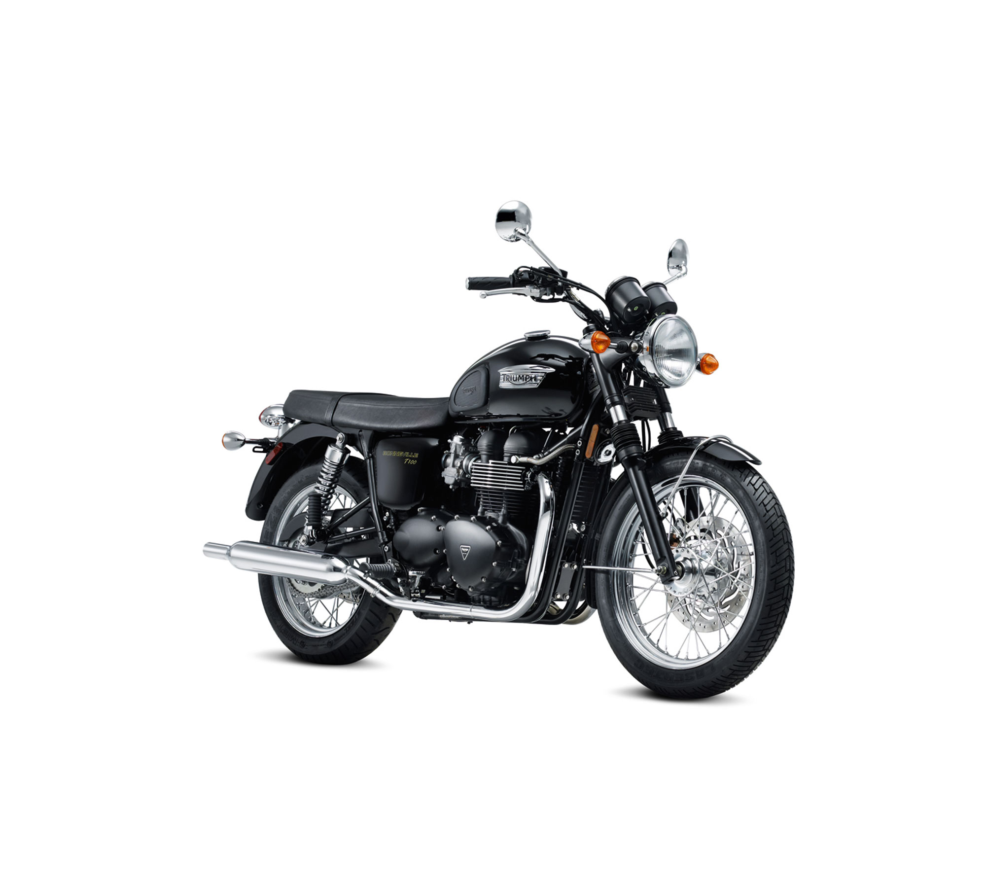 2013 Triumph Bonneville T100 Top Speed
