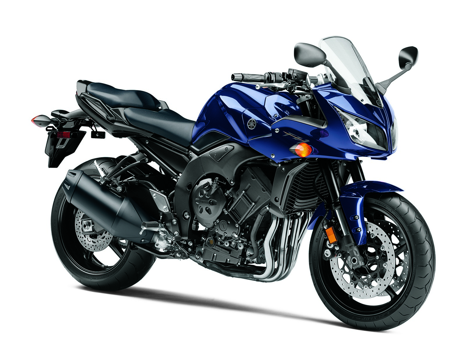 2013 Yamaha FZ1 | Top Speed