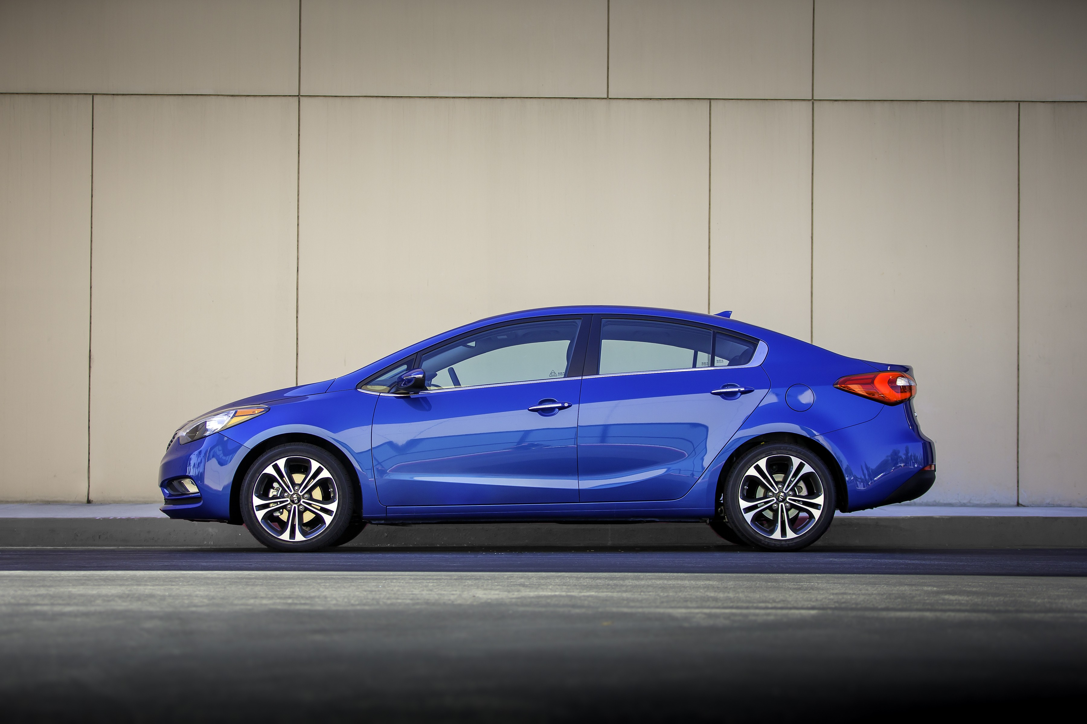 2014 Kia Forte | Top Speed. »