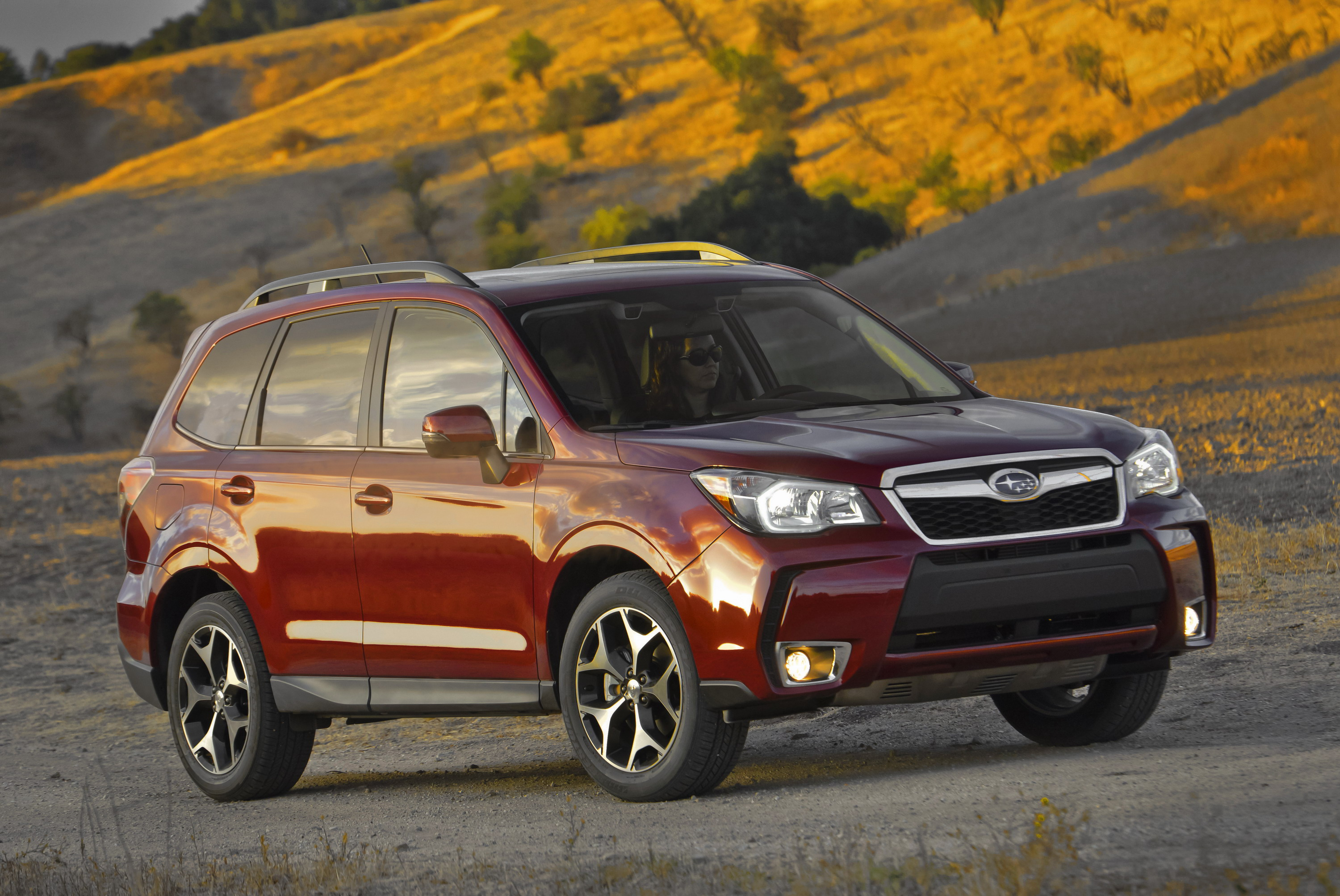2014 Subaru Forester Review Top Speed