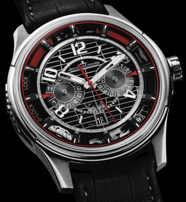 Aston Martin AMVOX7 Chronograph by Jaeger-LeCoultre