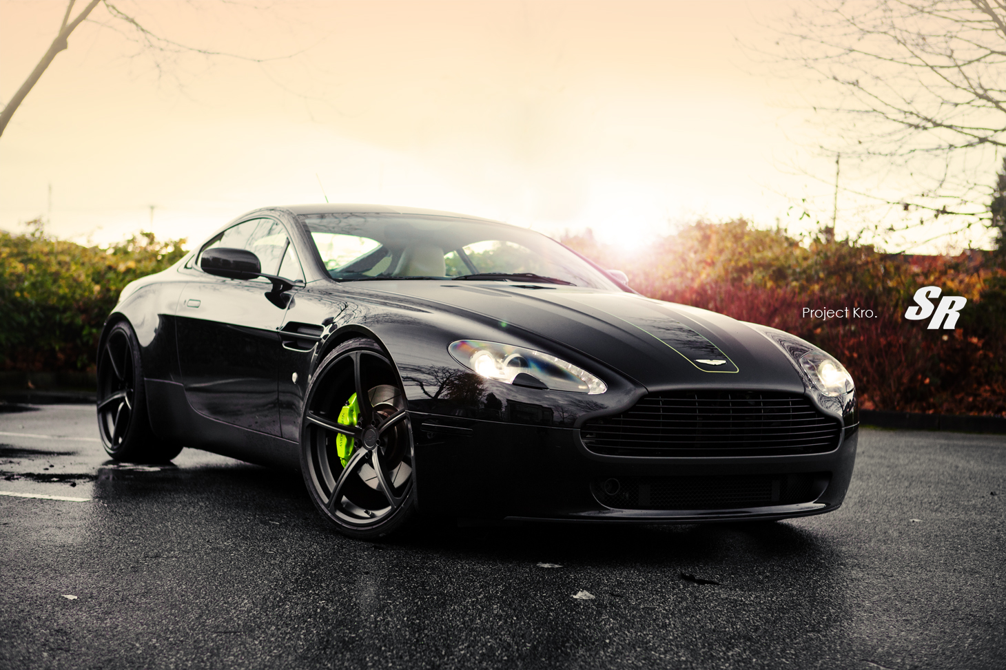 2013 Aston Martin Vantage Project Kro By Sr Auto Group Top Speed
