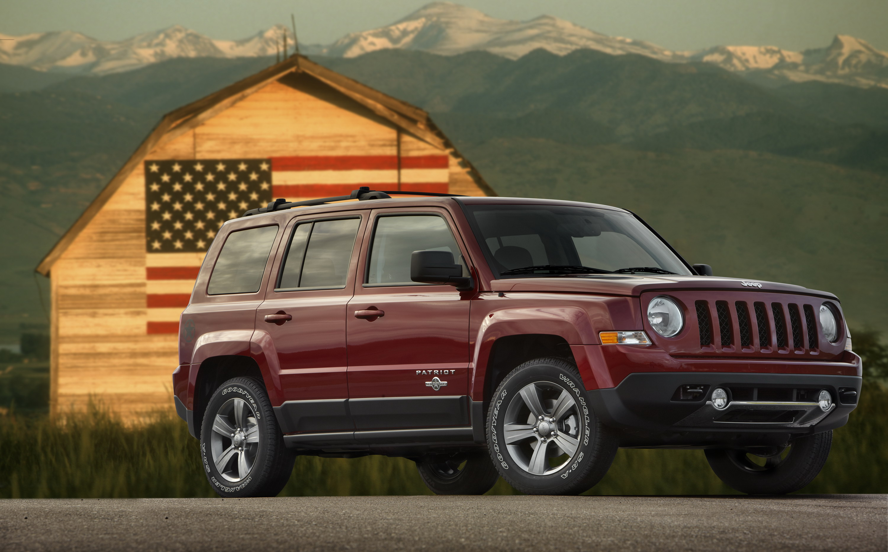 Jeep Wrangler Freedom Edition >> 2013 Jeep Patriot Freedom Edition | Top Speed