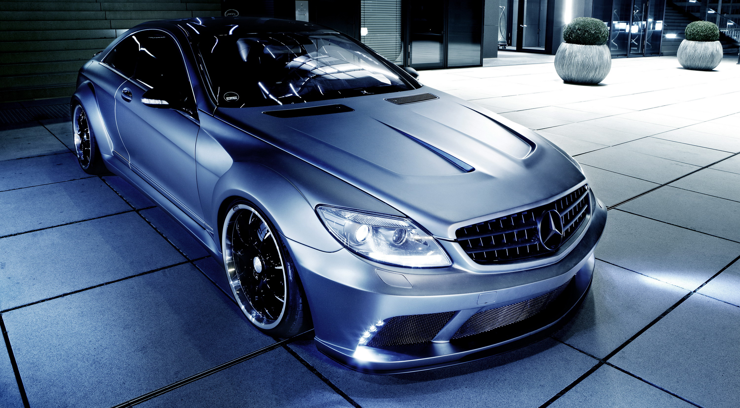 High Performance Tires >> 2013 Mercedes-Benz CL63 AMG By Famous Parts Review - Top Speed