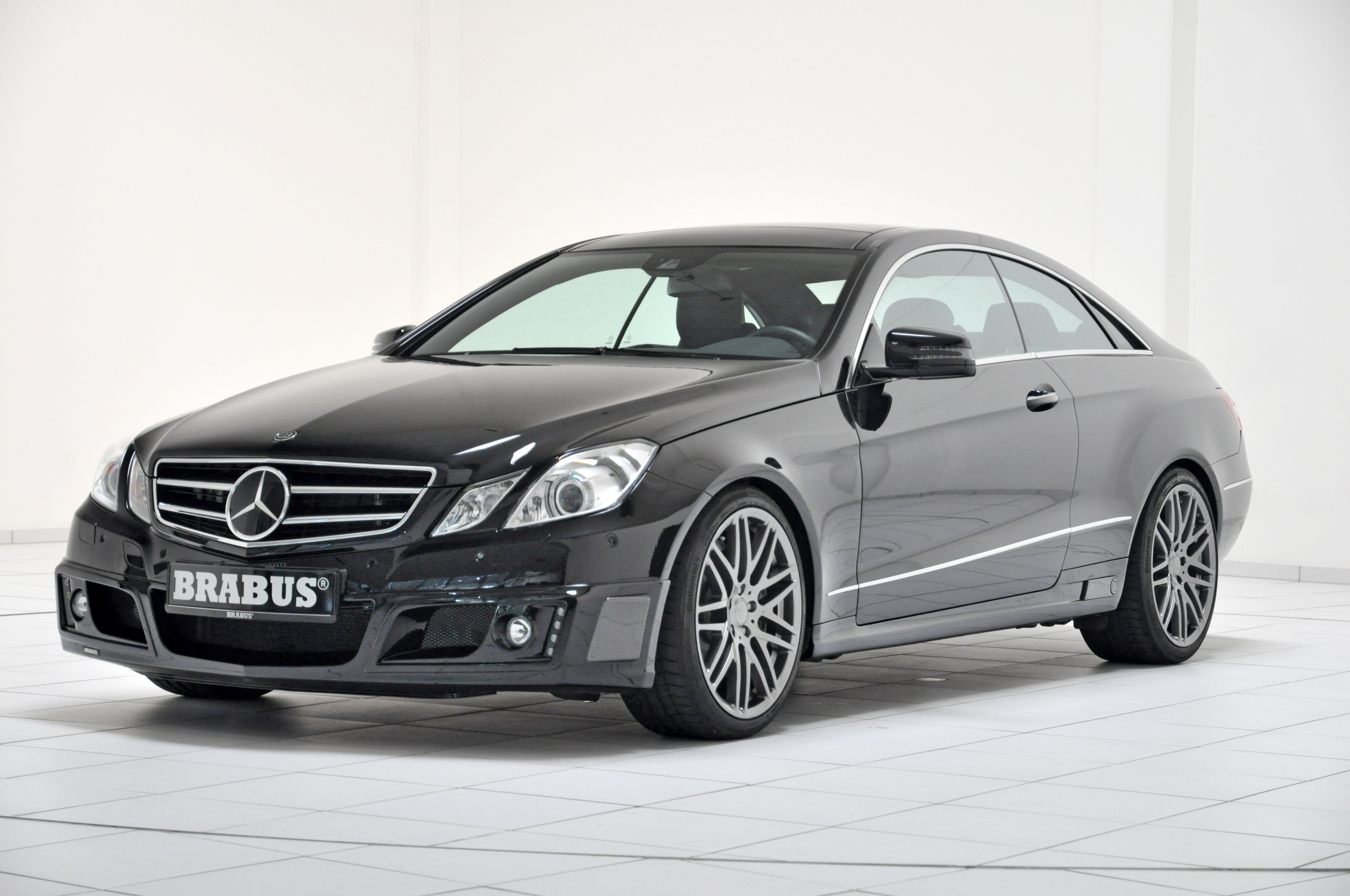 2013 mercedes e class coupe b50 500 by brabus top speed. Black Bedroom Furniture Sets. Home Design Ideas