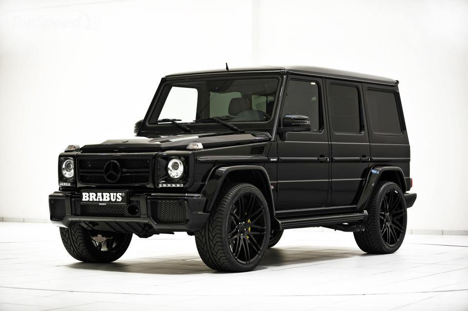 2013 Mercedes G63 AMG By Brabus | car review @ Top Speed