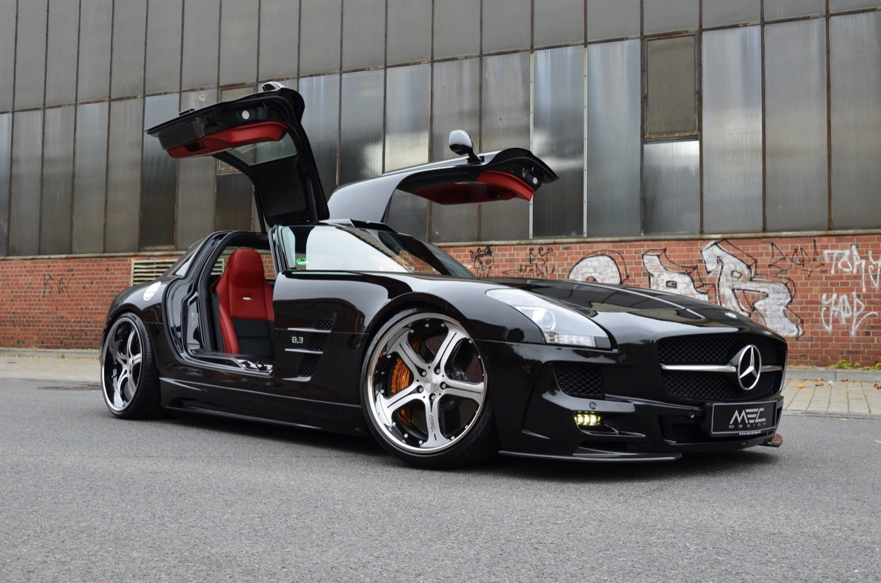 Download Mercedes Has Just Unveiled Its New SLS Black Series