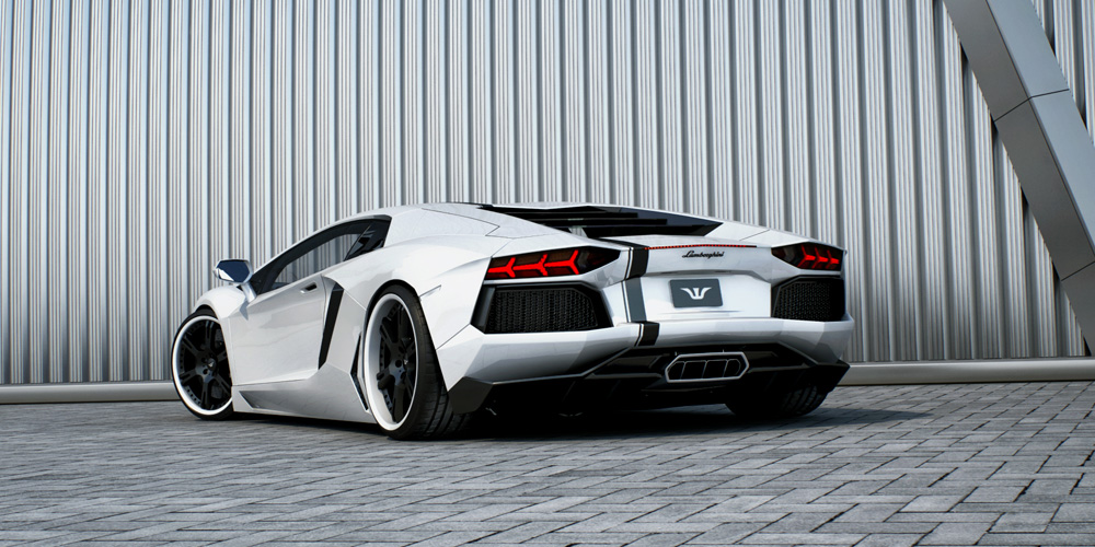 lamborghini aventador от wheelsandmore