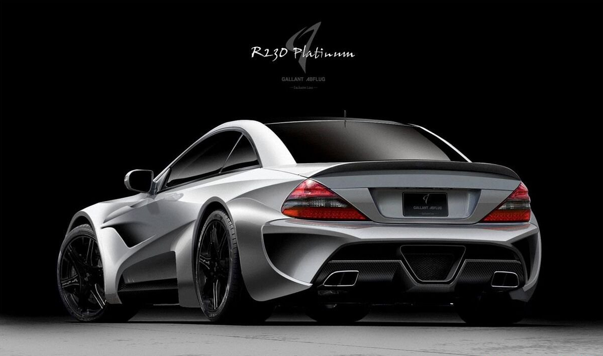 Automotive area 2011 mercedes benz sl r230 - Japanese Tuning Firm Abflug Will Have Quite The Presence At The 2013 Tokyo Auto Salon We Ve Already Seen Its Plans For The Toyota Gt86 The Nissan Gt R