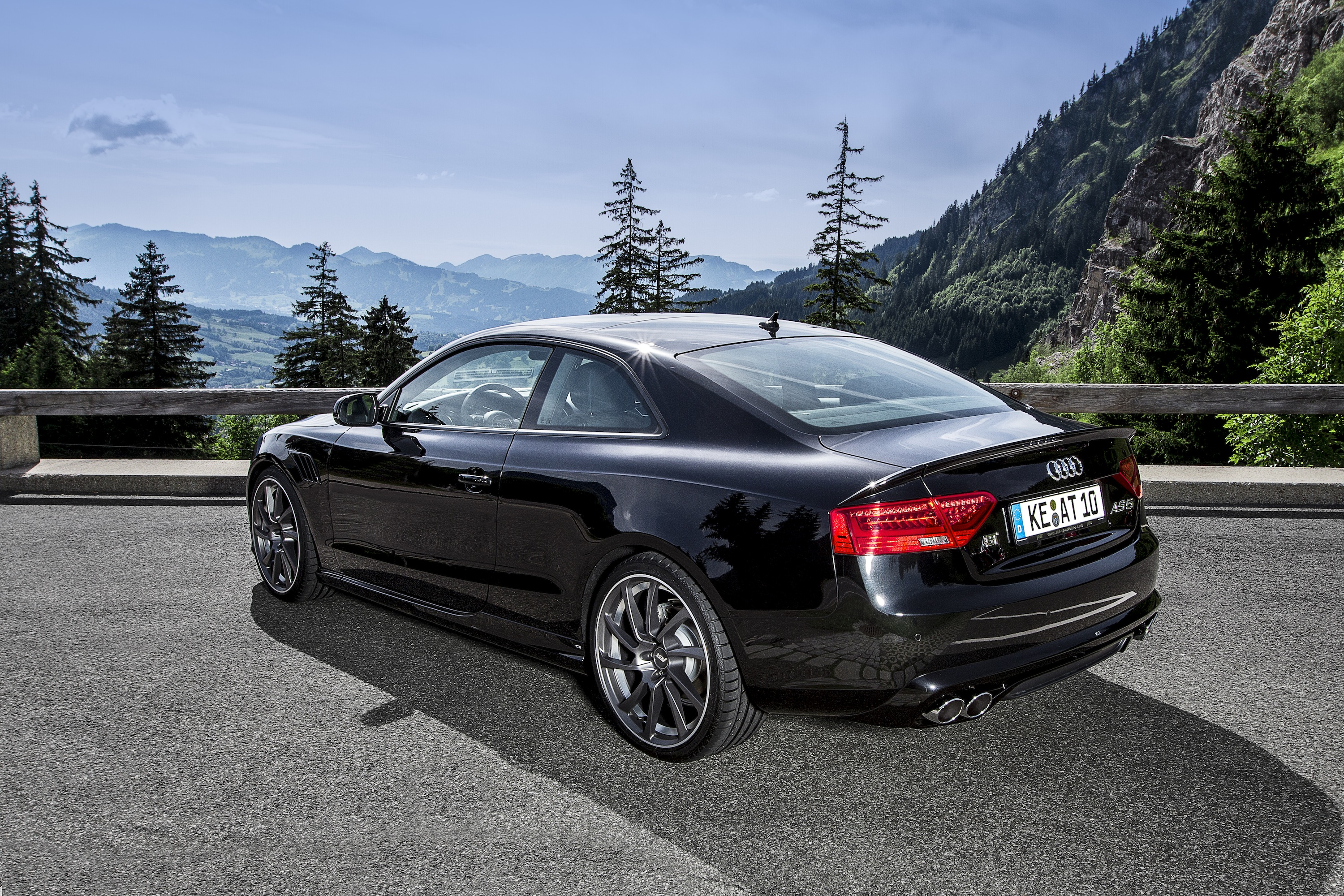 2012 Audi AS5 Coupe By ABT Sportsline | Top Speed
