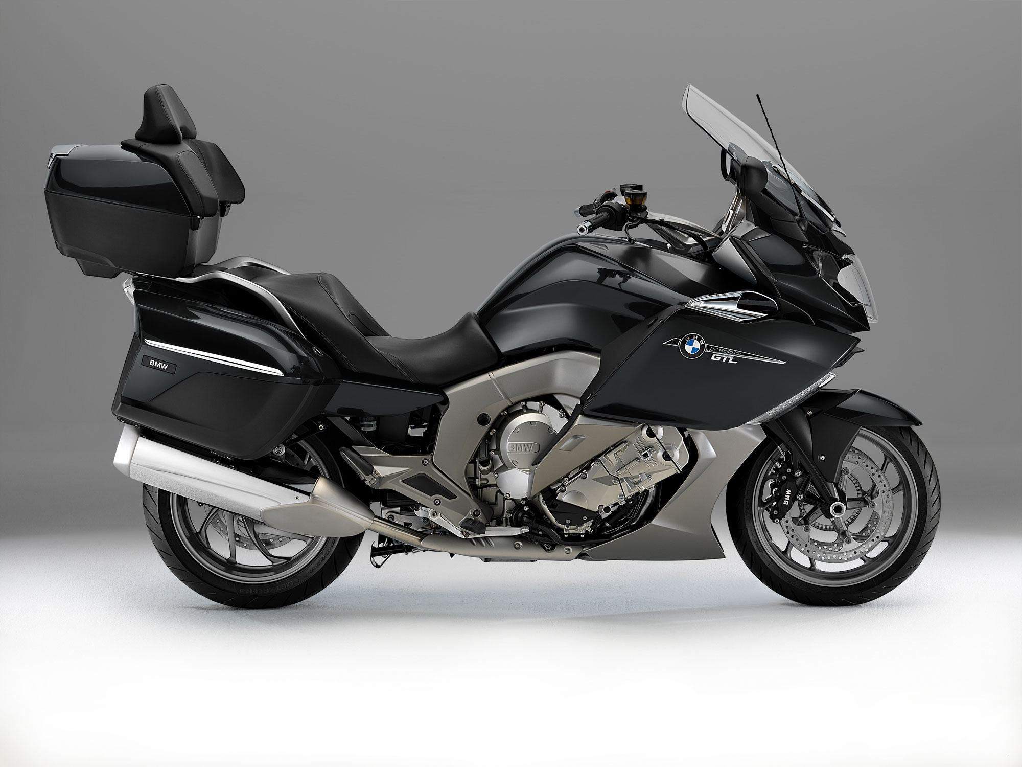 2013 Bmw K 1600 Gtl Review Top Speed