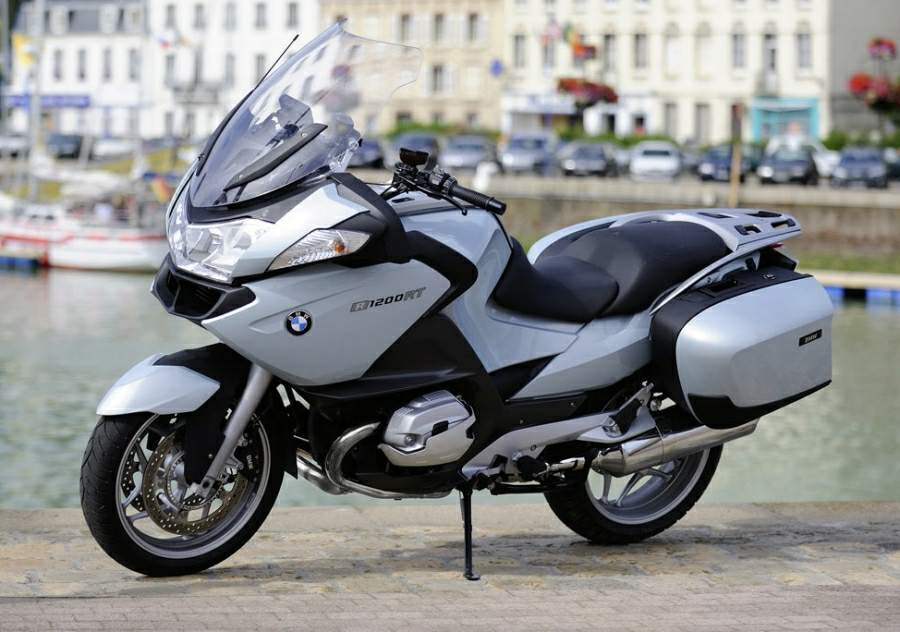 2013 BMW R 1200 RT | Top Speed