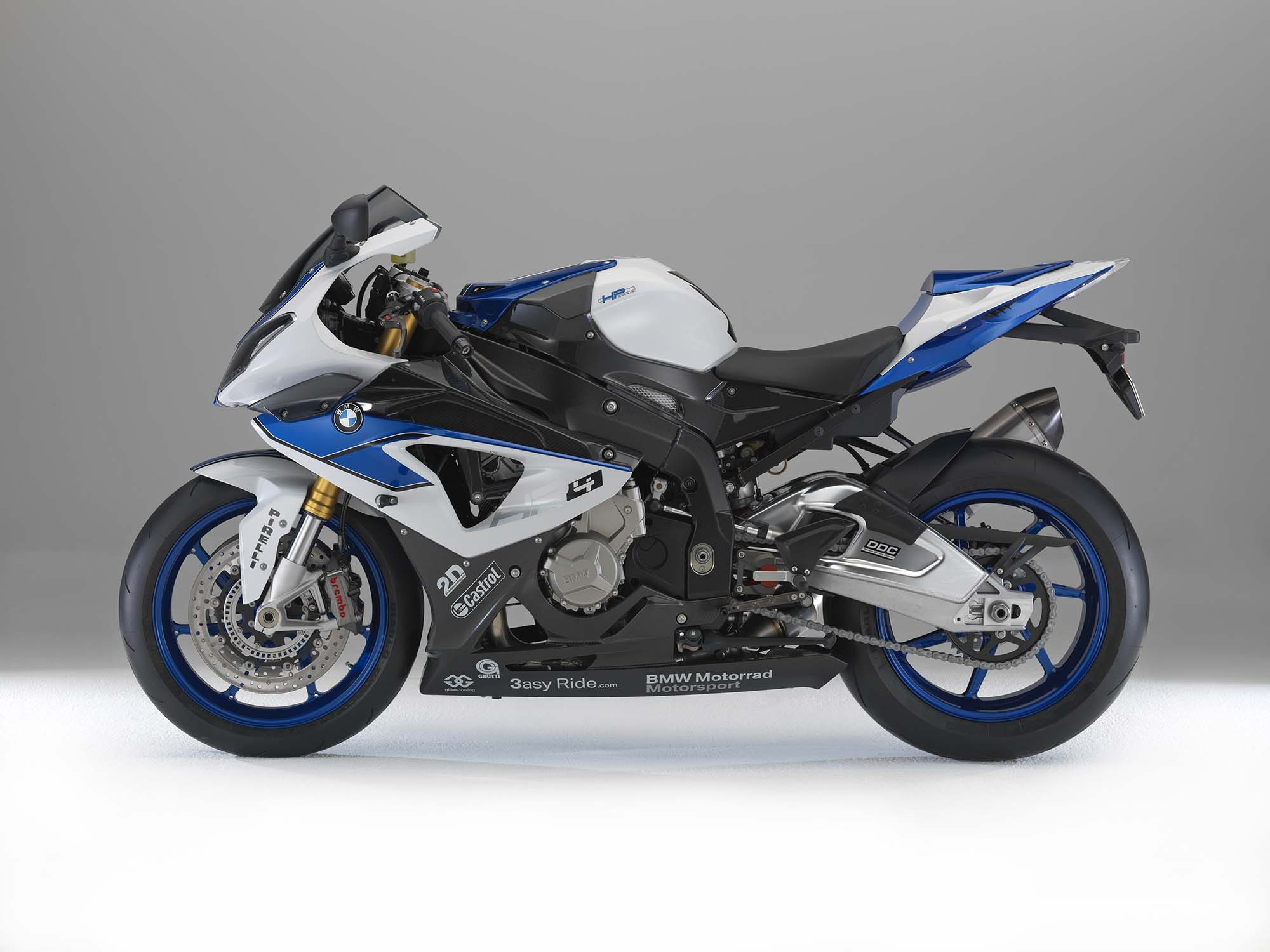 2013 Bmw S1000rr Hp4 Top Speed