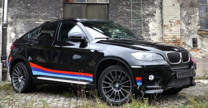 "2013 BMW X6 ""SP6 X"" By Sportec"