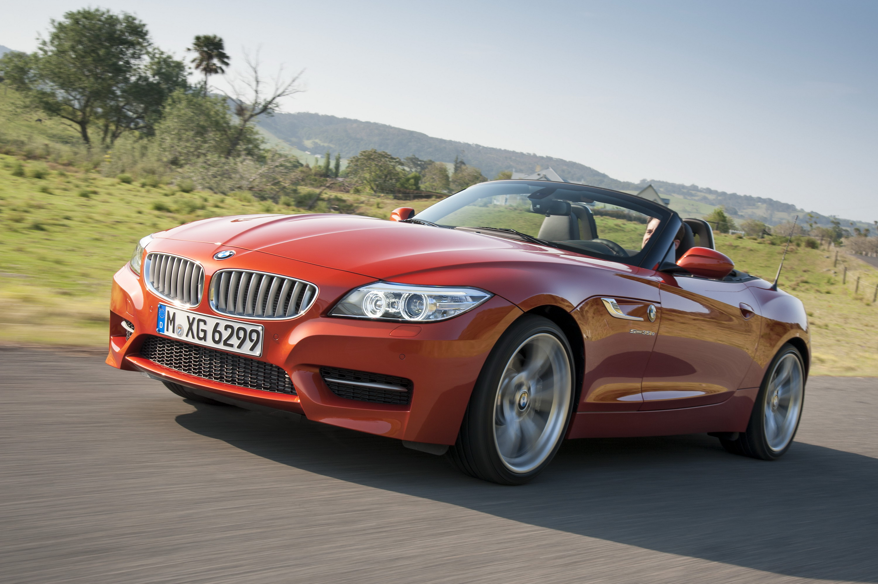 2014 Bmw Z4 Review Top Speed