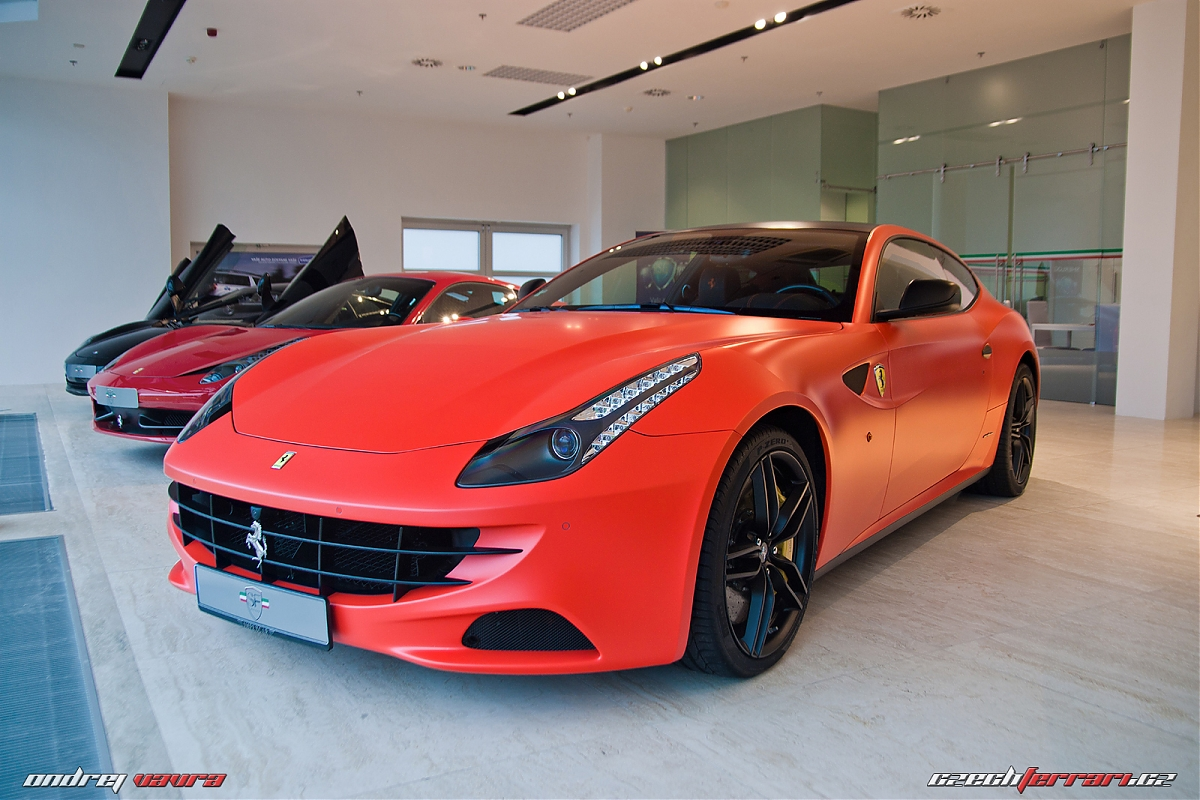 2013 ferrari ff czech edition review top speed. Black Bedroom Furniture Sets. Home Design Ideas