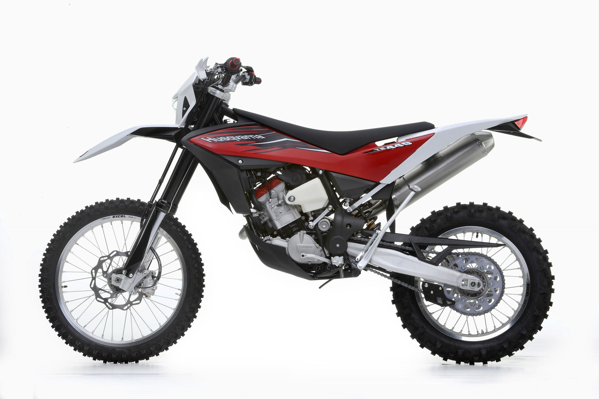 2013 Husqvarna TE 449 | Top Speed. »