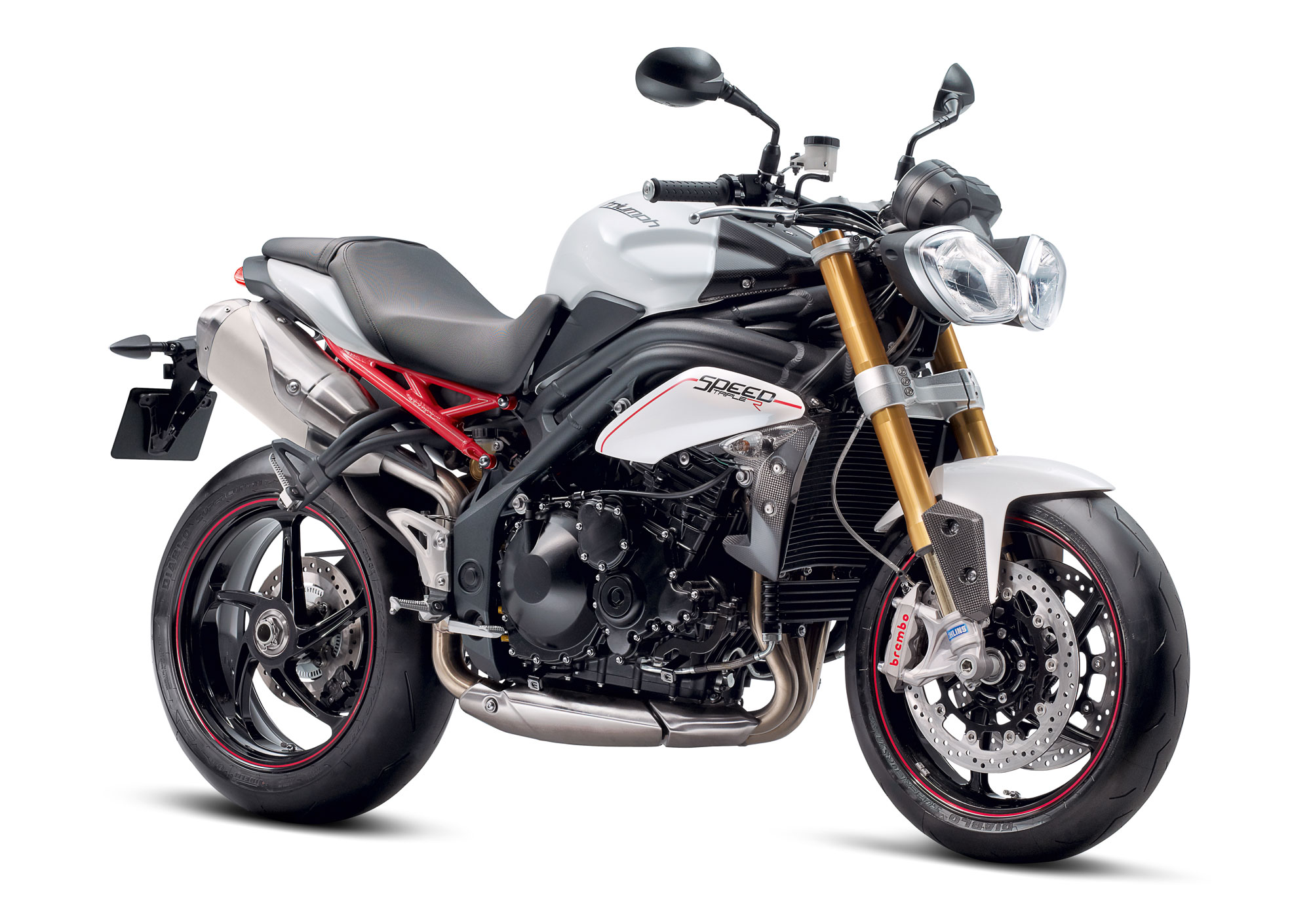 2013 Triumph Speed Triple R Ultimate Performance Top Speed