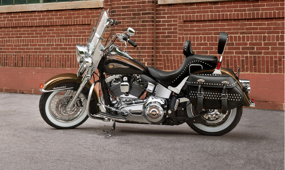 2013 Harley-Davidson Heritage Softail Classic | Top Speed
