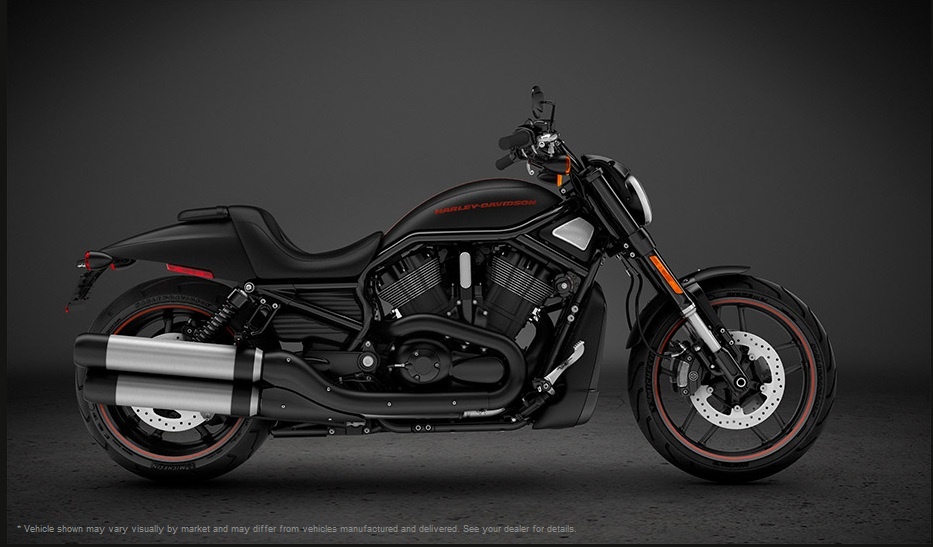 Types Of Clamps >> 2013 Harley-Davidson V-Rod Night Rod Special Gallery 487641   Top Speed