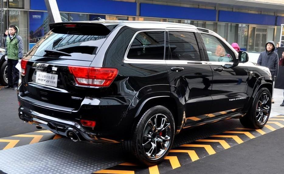 2013 jeep grand cherokee srt8 hyun black edition picture 487586. Cars Review. Best American Auto & Cars Review