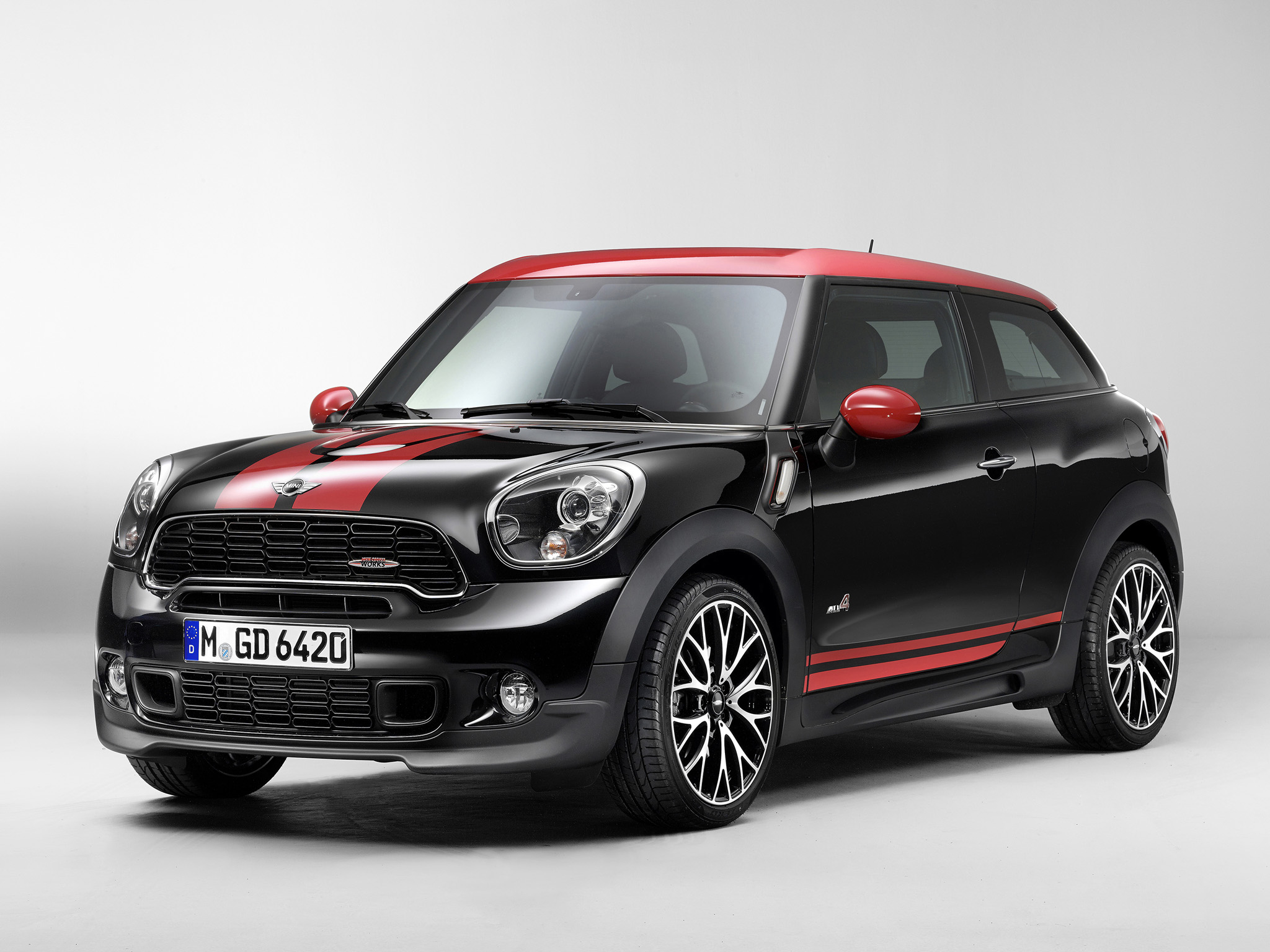2013 Mini Paceman John Cooper Works Review Top Speed