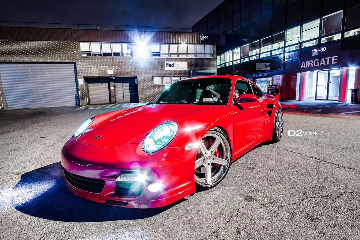 2012 Porsche 997 Turbo By D2forged Wheels Top Speed