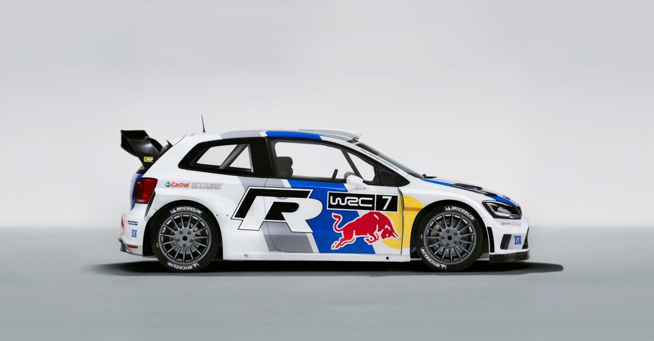 2013 Volkswagen Polo R Wrc Rally Car Top Speed