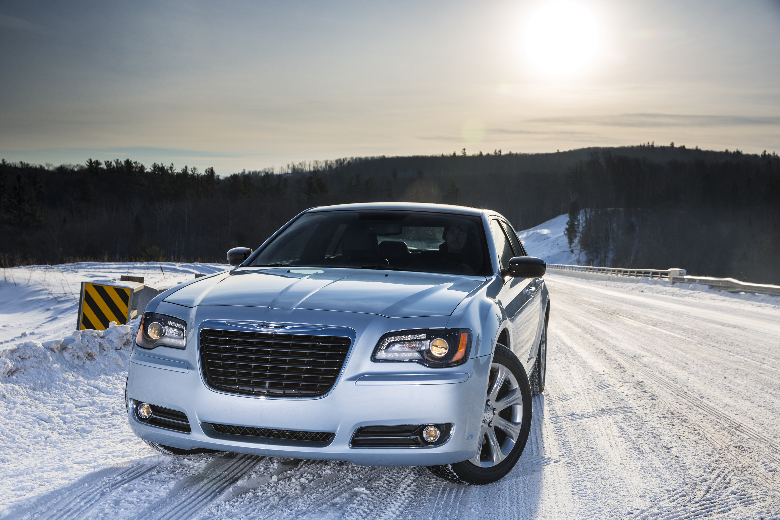 2013 Chrysler 300 Glacier Edition Top Speed