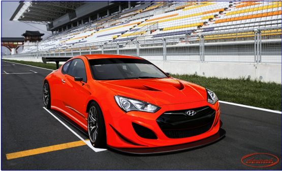 2013 Hyundai Genesis Coupe GT Race Car By Austech Motorsport Review