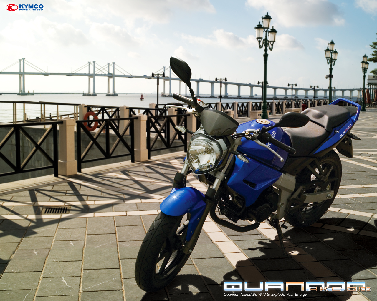 2013 Kymco Quannon Naked 125 Review - Top Speed