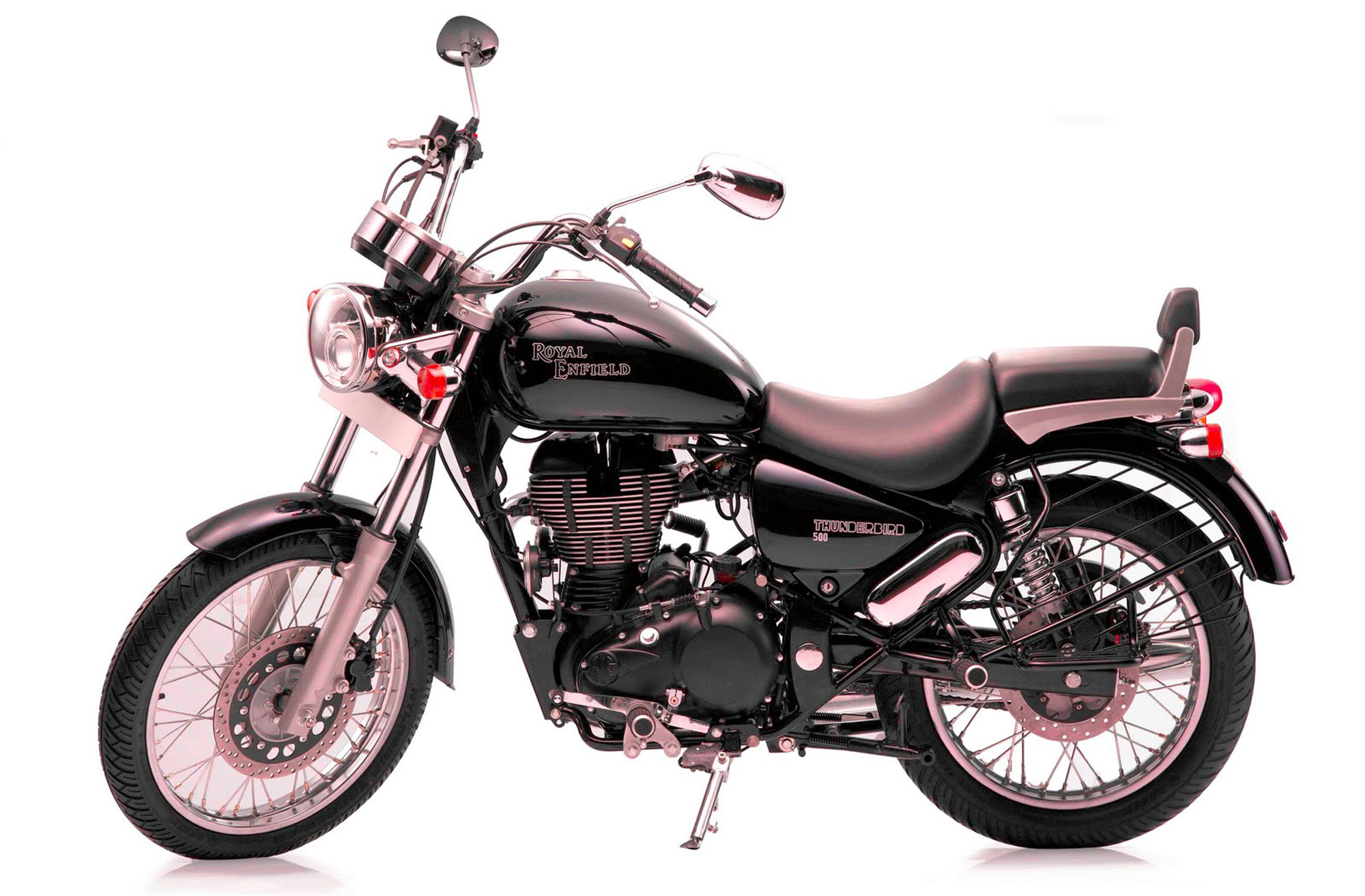 2013 royal enfield thunderbird 500 top speed